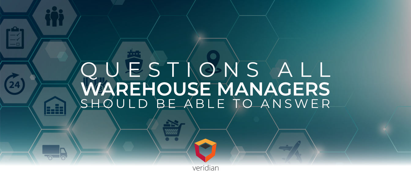 Most Important Questions All Warehouse Managers Should Be Able to Answer