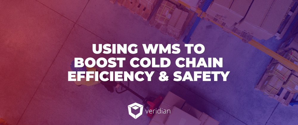 Cold Chain WMS: Using WMS to Boost Cold Chain Efficiency & Safety