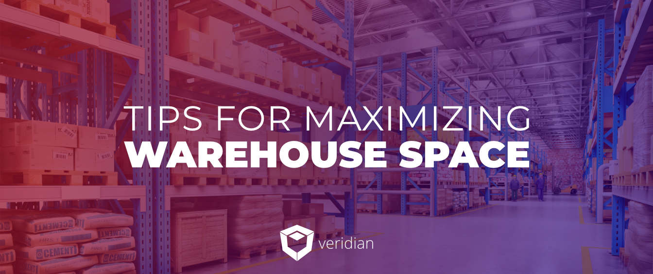 Tips for Maximizing Warehouse Space