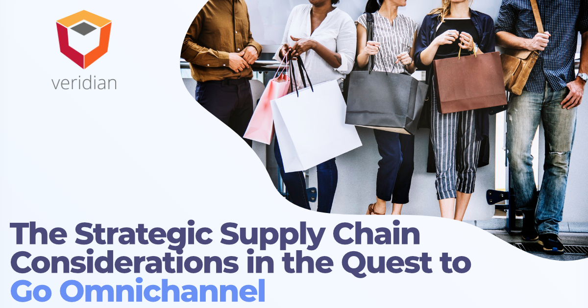 [WHITE PAPER] The Strategic Supply Chain Considerations in the Quest to Go Omnichannel
