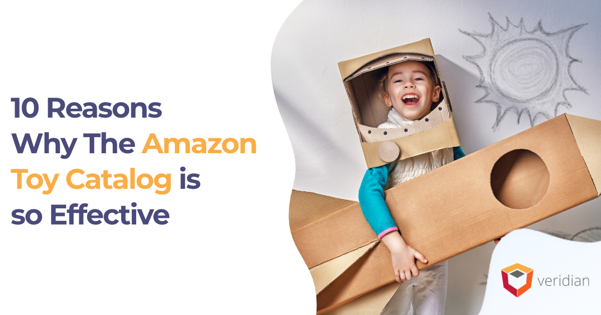 10 Reasons Why The Amazon Toy Catalog is so Effective