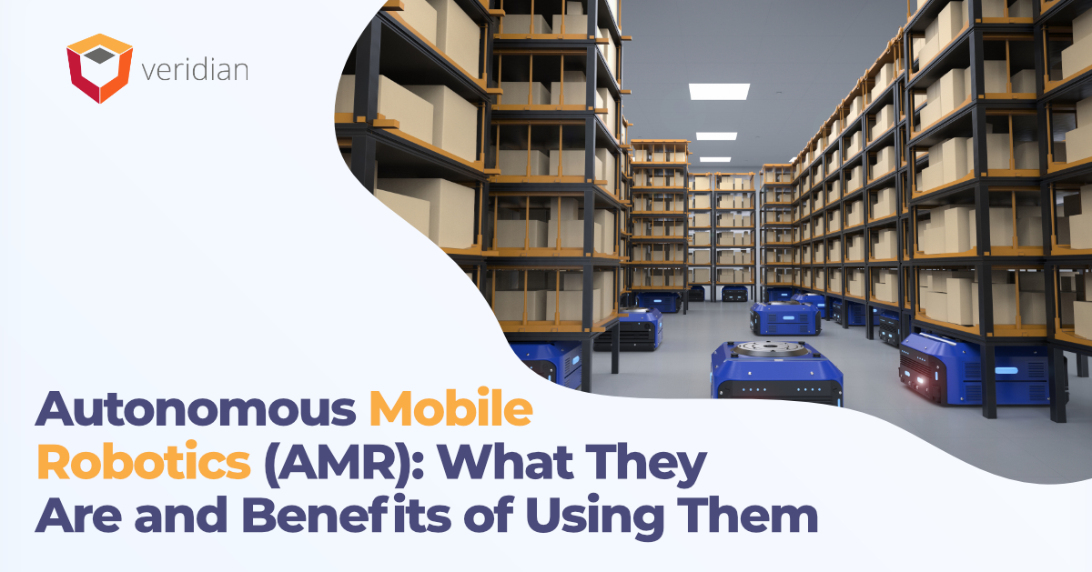 Autonomous Mobile Robotics (AMR): What They Are and Benefits of Using Them