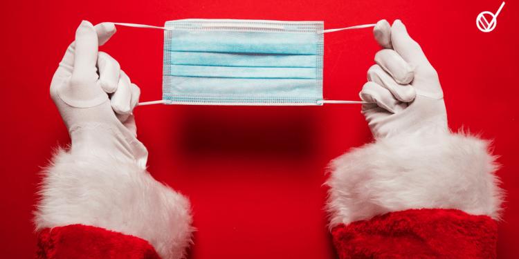 Navidad Coronavirus Año Nuevo