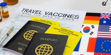 viajes paises vacunas covid19