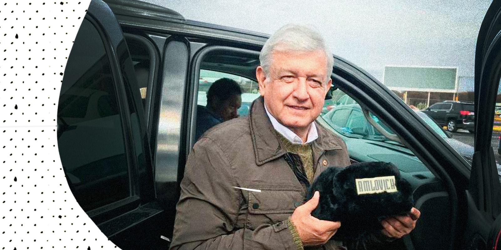 Los rusos apoyan a Andrés Manuel López Obrador... pero ese video es falso.