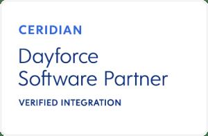Ceridian Dayforce_Software Partner_Verified Integration_white