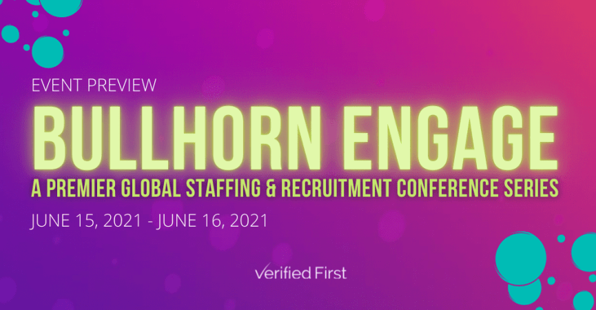 Event Preview: Bullhorn Engage Conference 2021