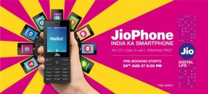 JIO 1500 Phone Booking Started – JIO Mobile Online Order Now