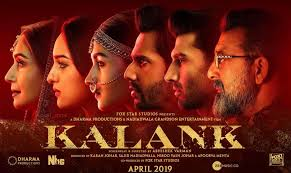 Kalank Full Movie Download [Online Book At Rs 50 Only]