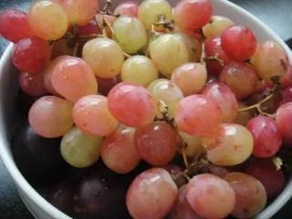 Ricas uvas