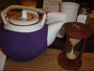 Tomemos el té