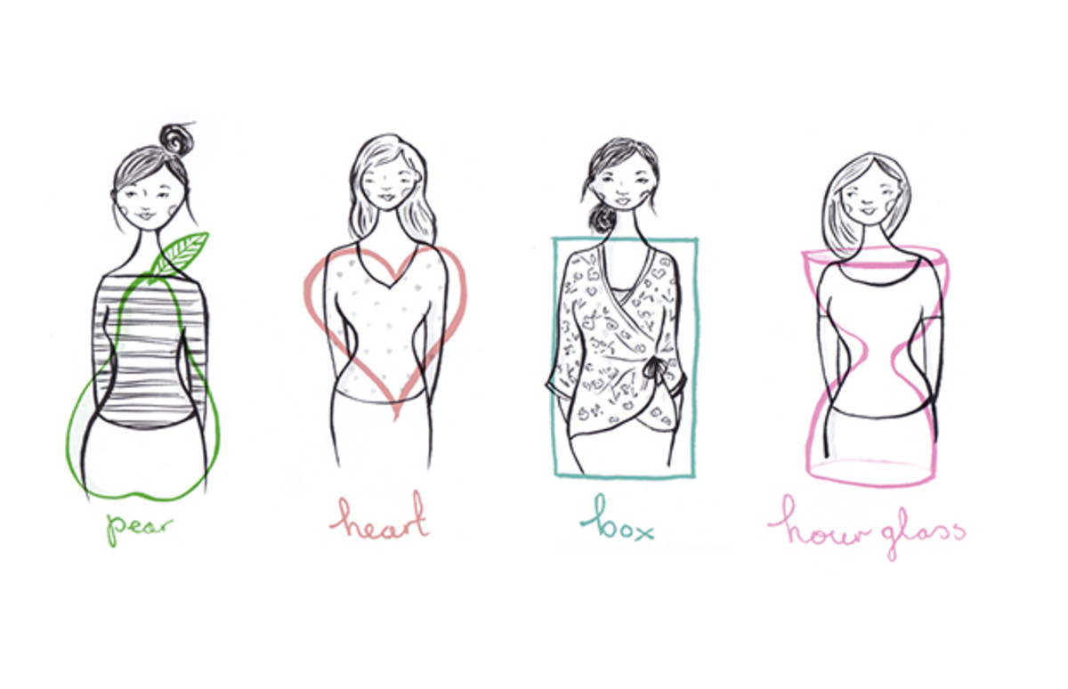 The Best Necklines For Your Body Shape