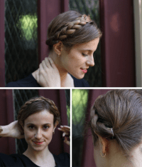 10 Quick and Easy Hairstyles for Updo Newbies - Verily