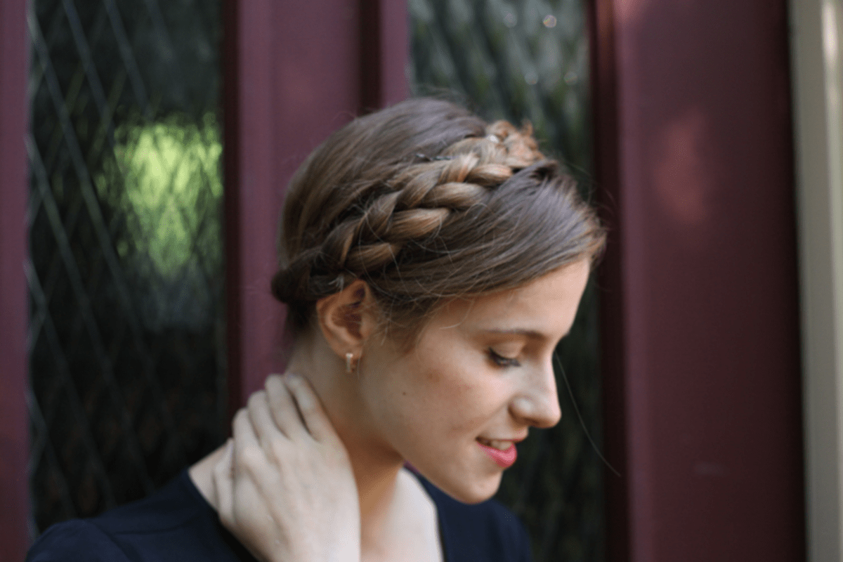 10 Quick And Easy Hairstyles For Updo Newbies Verily