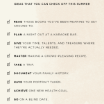 10 Things To Do In Your 20s That You Can Check Off Your List This Summer Verily