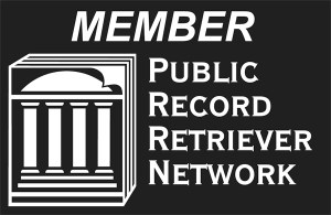 VeriScreen Is A Member of the Public Record Retriever Network