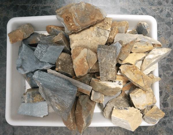 Nomenclatura de rocas metamórficas (I): Tipos composicionales (5/6)
