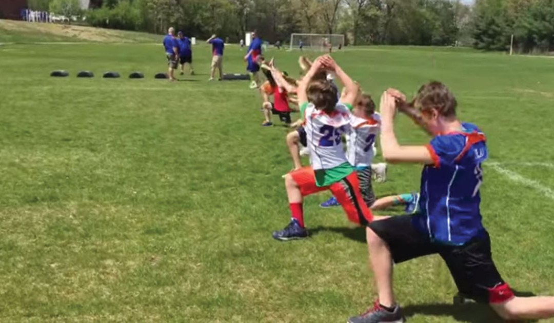 North Middlesex Cowboys Summer Camp