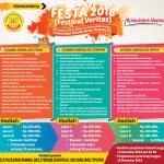 Ikuti Lomba Menulis Festival Veritas (Festa) 2018, Hadiahnya Jutaan Rupiah Plus Tulisanmu Dibukukan