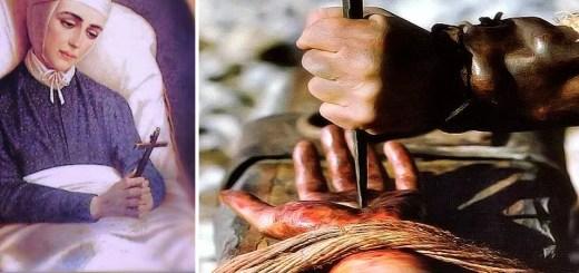 Jesus é pregado na Cruz - As visões de Anna Catharina Emmerich