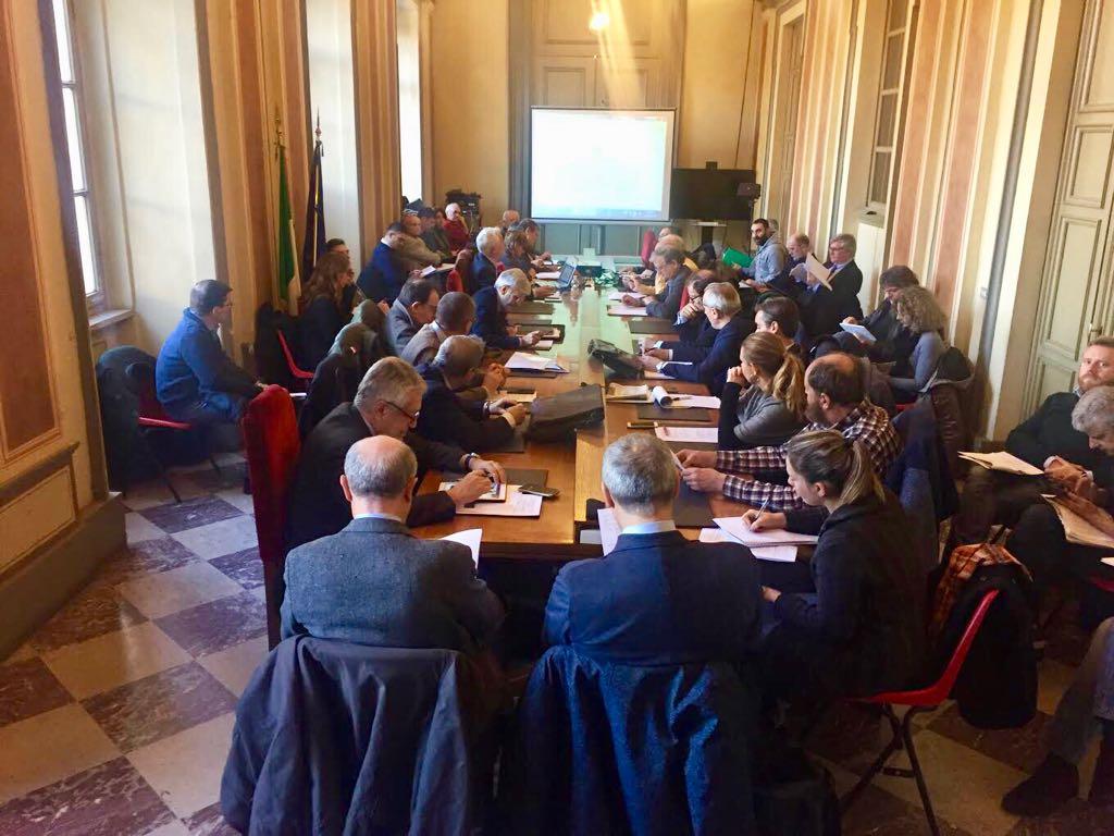 Il CIPE del 22/12/2017 dà il via libera al progetto definivo della tratta nazionale