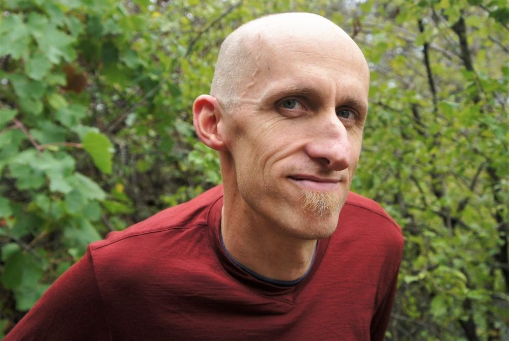 AMONG THE POETS: an interview with Andy Jackson