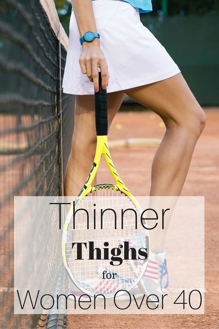 Fitness Motivation Easy Simple Steps To Thinner Thighs