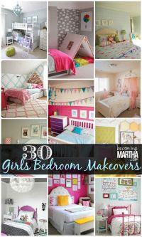 Home Decor Inspiration : 30 Girls Bedroom Makeover Ideas ...