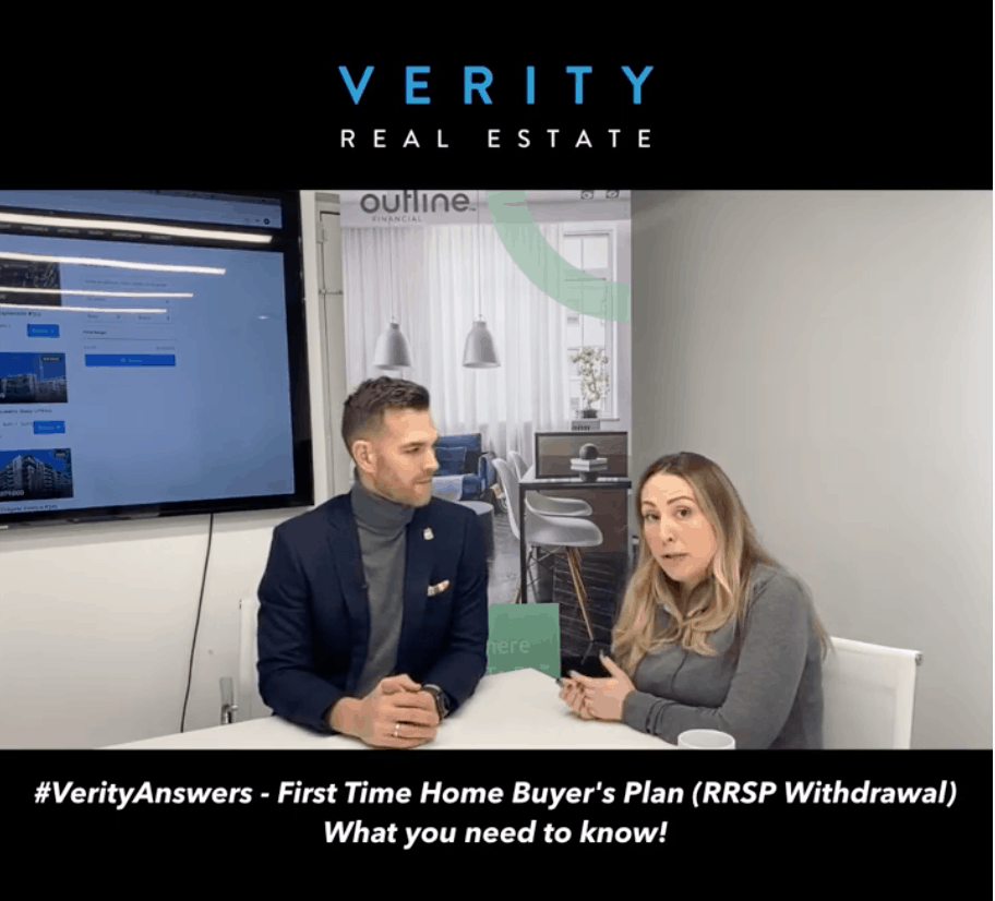 #VerityAnswers – First Time Home Buyer's Plan (RRSP Withdrawal)