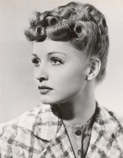 talking 1940s hairstyles