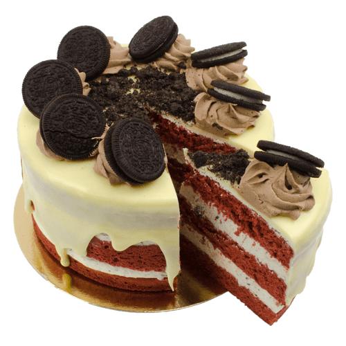 Oreo Velvet Layer Cake Bezorgen