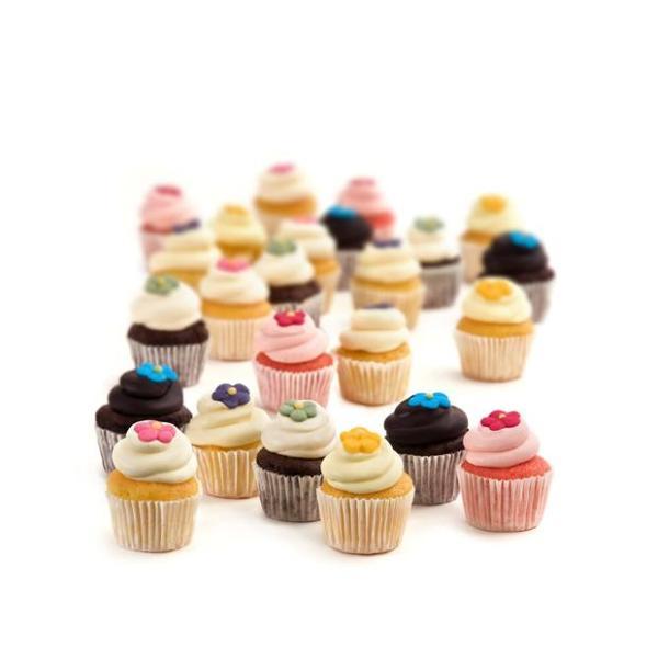 Mini Cupcakes mix
