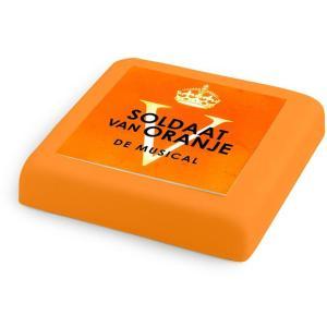 Oranje Marsepein taart