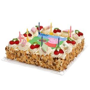 Peppa-Pig Verjaardags taart