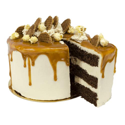 Dutch Cookie Layer Cake