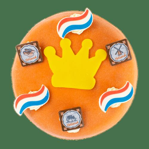 Oranje Kroontaart