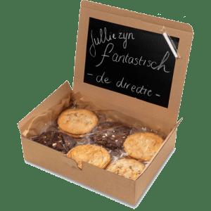 "Cookie box ""Schoolbord"""