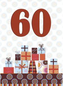 60 jaar teksten