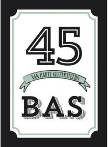 Verjaardagswensen 45 jaar
