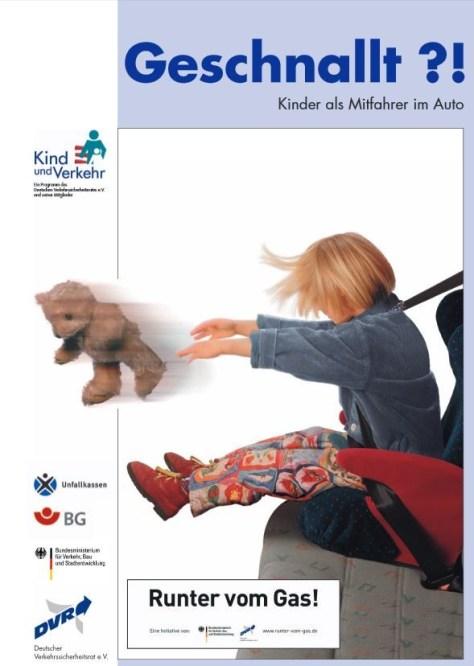 Kind und Verkehr