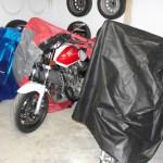 Ab in den Winterschlaf: Die wichtigsten Tipps für die Motorrad-Lagerung