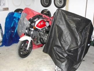 Auch der herrlichste Herbst neigt sich irgendwann dem Ende zu und dann heißt es für Motorräder: Ab in den Winterschlaf! - Foto: dmd/ADAC