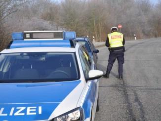 Die Polizei beiderseits der deutsch-dänischen Grenze ist im Fall der Fälle zur Stelle. - Foto: Rainer Wilken/VWFL