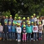 Zentrale Einschulungsfeier in der Friedheim-Schule