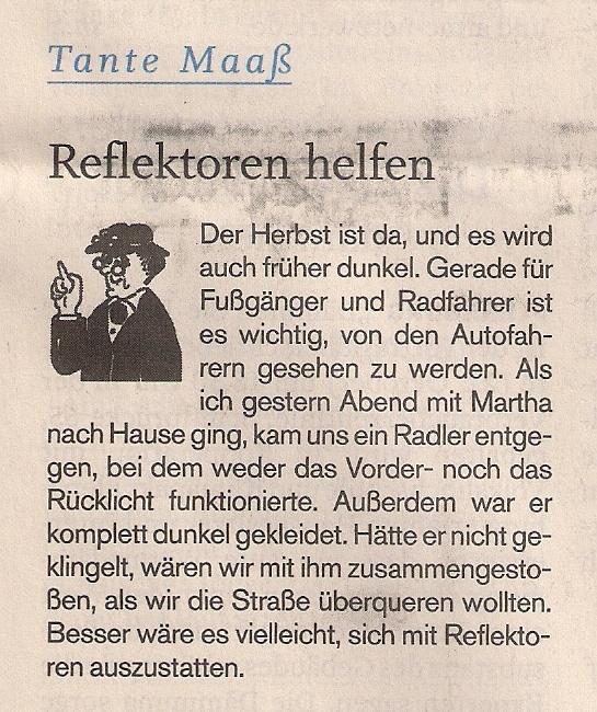 Flensburger Tageblatt vom 22.10.2015 I