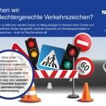 Brauchen wir genderneutrale Verkehrszeichen?
