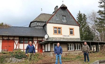 Nationalpark Hunsrück und die Hunsrückquerbahn