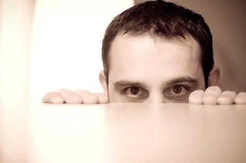 De geest van een stalker