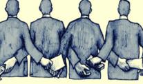 Corruptie begint bij anonieme mensen - Verken je geest