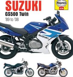 suzuki gs500 twin 89 08 haynes verkstadhanbokhaynes verkstadhanbok suzuki gs500f wiring diagram [ 2525 x 3307 Pixel ]